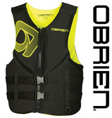 O'Brien Men's Traditional Neo Vest- YELLOW