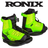 Ronix Vision Boy's Wakeboard Boots - 2017