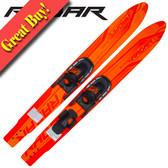 "Radar X-Caliber 59"" Kid's Combo Water Skis"