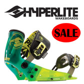 "2015 ""NEW"" Hyperlite System Wakeboard Bindings"