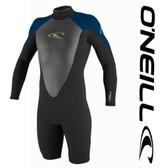 O'Neill Hammer Long Sleeve Shorty Wetsuit