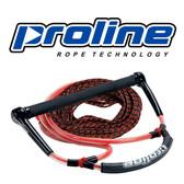 Proline Recreational Quickstart Deep-V Handle Ski Rope with 70' Mainline
