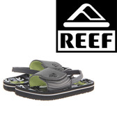 Reef Grom Ahi Slide - Grey Boards