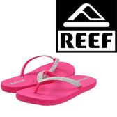 Reef Little Stargazer Sandal - Pink/Silver