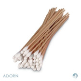 Long Cotton Wool Tip Swabs / Buds / Applicators (100)