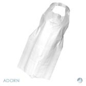 Disposable Plastic / Polythene Aprons (100)