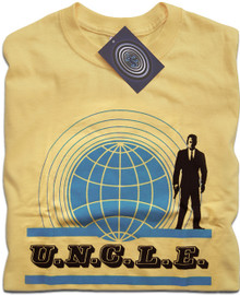 Man from UNCLE T Shirt