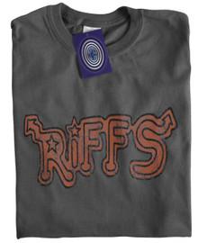 The Warriors Riffs T Shirt