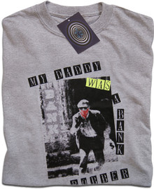 The Clash Bankrobber T Shirt