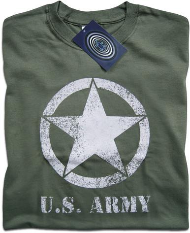 US Army T Shirt - TimeTunnelTShirts