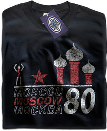 Moscow 80 T Shirt