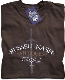 Highlander Russell Nash T Shirt