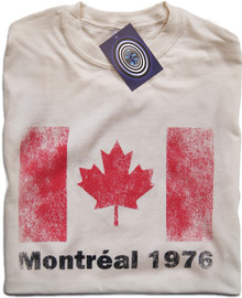 Montreal Olympics 1976 T Shirt