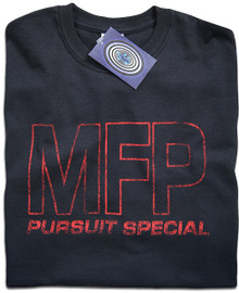 Mad Max MFP Pursuit Special T Shirt