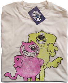 Roobarb and Custard T Shirt