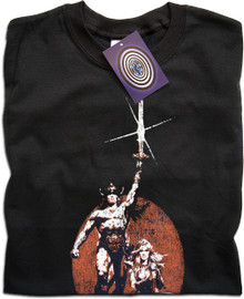 Conan the Barbarian T Shirt
