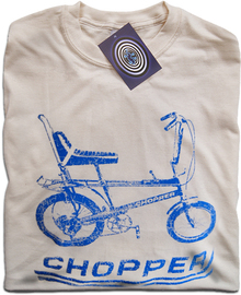 Chopper Bike T Shirt
