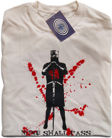 Monty Python Black Knight T Shirt