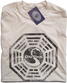 Dharma (Natural) T Shirt