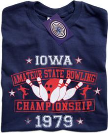 Iowa Amateur State Championship T Shirt