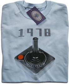Atari Joystick T Shirt