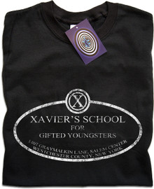Xaviers School X-Men T Shirt