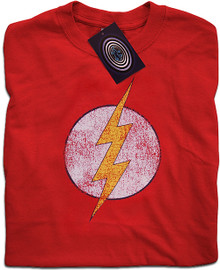 The Flash (Red) T Shirt