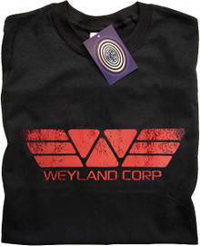 Weyland Corp (Red) T Shirt