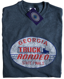 Truck Roadeo (Heather Grey) T Shirt