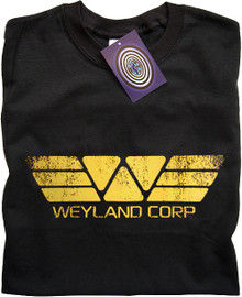 Weyland Corp (Yellow) T Shirt