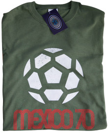Mexico 70 T Shirt (Green)
