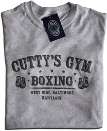 Cutty's Gym T Shirt