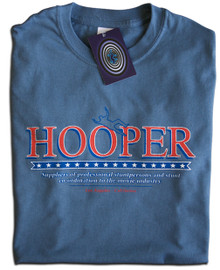 Hooper T Shirt (Blue)