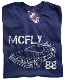 McFly 88 T Shirt