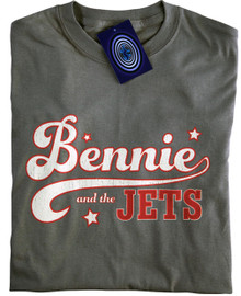 Bennie and the Jets T Shirt (Prairie Dust)