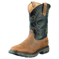 Ariat® Men's Workhog® Wide Square Toe H2O ST (Aged Bark)