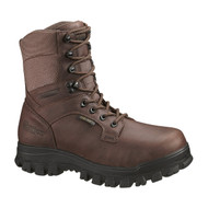 "Wolverine® Men's Prairie Trekker Insulated Waterproof Steel-Toe 8"" Work Boot"