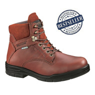 "Wolverine® Men's DuraShocks® SR Direct-Attach Lined 6"" Work Boot (Brown)"