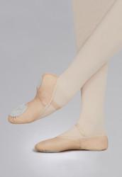 Capezio® Adult Split Sole Daisy Ballet Slipper (Ballet Pink)