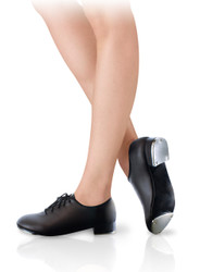 Leo Child Jazz Tap Shoes (Black)