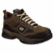 Skechers Men's Work Relaxed Fit: Soft Stride - Canopy Comp Toe