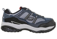 Skechers Men's Work: Relaxed Fit - Soft Stride - Grinnell Comp Toe