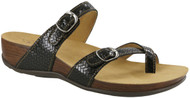 SAS Shelly Sandal (Weave Nero)