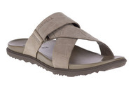Merrell Around Town Sunvue Slide Sandal (Stone)