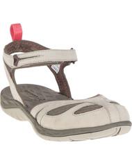 Merrell Siren Wrap Q2 Sandal (Aluminum)