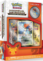 Mythical Keldeo Box Pokemon
