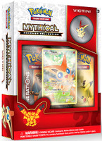 Mythical Victini Box Pokemon