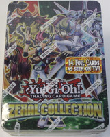 2013 Zexal Collection Tins Yu-Gi-Oh