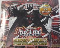 Hidden Arsenal 5 1st Ed Booster Yu-Gi-Oh