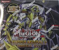 Hidden Arsenal 6 1st Ed Booster Yu-Gi-Oh